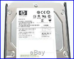 HP StorageWorks MDS600 Storage Array 42TB (70x 600GB) SAS HDD with AP763A Module