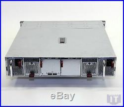 HP StorageWorks MSA70 25x 500GB 2.5 SAS HDD Storage Array 418800-B21 with Rails