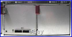 HP StorageWorks MSA70 SAS Modular Smart Array Storage Enclosure with Caddies + PSU