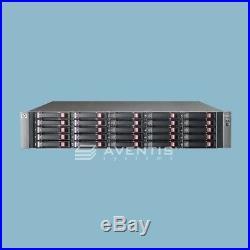 HP StorageWorks MSA70 Storage Array 25 x 500GB SATA 12TB / 3 Year Warranty
