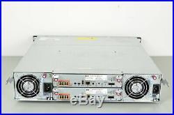 HP StorageWorks P2000 G3 24-Bay Storage Array with 24x 600GB SAS Drives AP846A