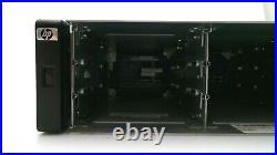 HP StorageWorks P2000 G3 MSA FC LFF Storage Disk Array AP845A Fully Tested