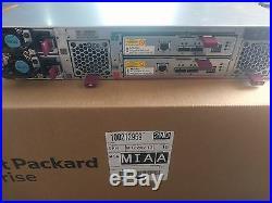 HP Storageworks M6625 AJ840A 25 Bay Storage Array NO drives