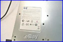 HP Storageworks P2000 Modular Smart Storage Array FCLSE-0701 582938-001