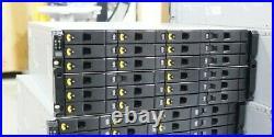 HP StoreServ M6720 24-Bay 4U 3.5 SAS Storage Array Enclosure 2x PSU Fair No HDD