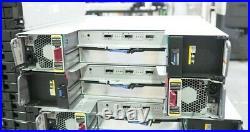 HP StoreServ M6720 24-Bay 4U 3.5 SAS Storage Array Enclosure Fair 2x PSU