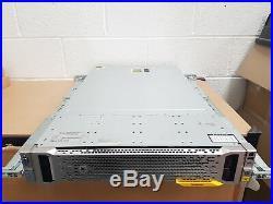 HP StoreVirtual 4530 36TB (12x 3TB 7.2 SAS) 10GbE iSCSI SAN Storage Array B7E24A