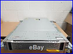 HP StoreVirtual 4530 48TB (12x 4TB 7.2 SAS) 10GbE iSCSI SAN Storage Array F3J69A
