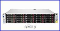 HP Storevirtual 4730 600gb Sas Storage Array B7e27a Brand New Factory Sealed