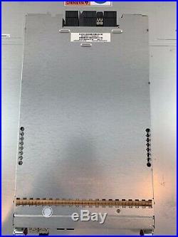 HPE HP MSA 2040 SAN K2R80A SFF Storage Array Dual Controller 2x C8R09A No HD #ab