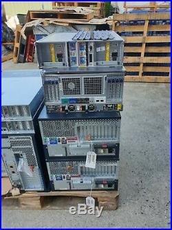 IBM DS 8000 2107-D02 STORAGE ARRAY wth 24 X 900 GB SAS 10k 2.5, TWO CONTROLLERS