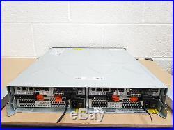 IBM DS3512 36TB (12x 3TB SAS) 6G SAS 4 Port 8G Fibre Channel SAN Storage Array