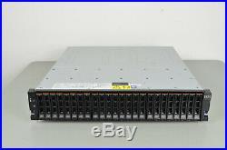 IBM EXP24S 24-Bay Storage Array with 24x 139GB 15K SAS Drives 5887-HRN