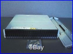 IBM EXP24S 5887 HRN Gen2 SFF SAS Hard Drive Drawer Storage Array withBlanks/Rails