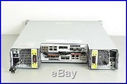 IBM Storewize V7000 24-Bay Storage Array with 22x 600GB 10K SAS Drives 2076-324