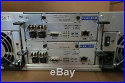 Infortrend EonStor ES S16F-R1430 9.6TB 16x600GB 15K SAS 4Gb/s FC Storage Array