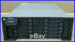 Infortrend EonStor ES S24R-2B2D0 24x 3.5 Bays 2 x Quad Port 8GB FC Storage Array