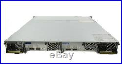 Infortrend EonStor ESB12SJ1000R 12-bay JBOD SAS Storage Array 2x ES B12S-J000R
