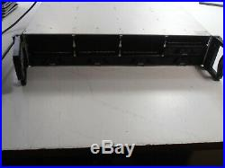 Infotrend Eonstor Esu12ug4020m2-0030 Sas SATA Storage Array Chassis