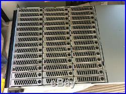 Jetstor Model SAS 642F V2 Network Storage Array No HDD 84TB Capacity Dual Contr
