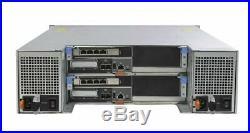 Loaded Dell SCv3020 Storage Array 5 x 960GB and 7 x 1.2TB SAS Drives + Rack kit