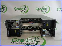 Major Dents NetApp NAJ-0801 24-Bay 3.5 Storage Array with 2x Controller 2x PSU