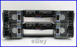 NETAPP DS4243 NAJ-0801 DISK SHELF STORAGE ARRAY with22600GB HDD 2IOM3 4PSU