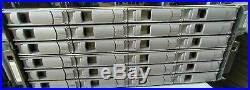 NETAPP DS4246 STORAGE ARRAY, NO HDD, 24x CADDIES, 2x IOM 6G Controllers, 2x PSU