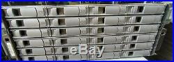 NETAPP DS4246 STORAGE EXPANSION ARRAY WITH 24 X empty caddies w screws