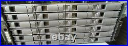 NETAPP DS4246 STORAGE EXPANSION ARRAY WITH 24xCADDIES -3.5 WITH SCREWS