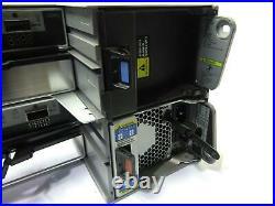 NETAPP NAJ-0801 24-Bay Storage Array with 12x 3.5 100 GB SAS SSD SLC drives