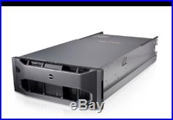 NEW Dell EqualLogic PS6510e Virtualized iSCSI SAN Storage Array 48x 2TB = 96TB