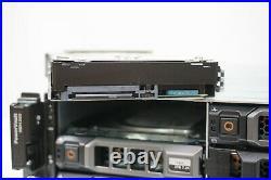 NEW Dell PowerVault MD1200 E03J 4x 2TB HDD 7.2K Storage Array 6Gb SAS