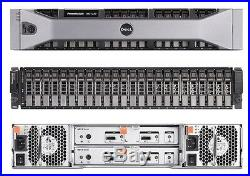 NEW Dell PowerVault MD1220 SAS Storage Array 12x 600GB 15k 2.5 Dual Controllers