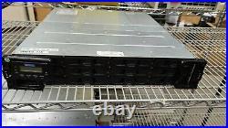NFORTREND EonStor 12-Bay iSCSI 6GBs SAS NAS Storage Disk Array w ESDS S12E-R2140