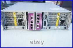 NICE! Dell Equallogic PS4000X Dual Controller 10K SAS iSCSI SAN Storage Array