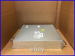 NetApp Class 5350 Model 0834 24-Bay SFF Storage Array with 9x 600GB HDD SAS