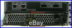 NetApp DS2246 24 Bay Disk Array NAJ-1001 / 2x IOM6 Controller / 24 Caddy / 2 PSU