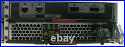 NetApp DS2246 24 Drive Bay Disk Array NAJ-1001 with 2x IOM6 Controller 24x Caddy
