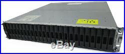 NetApp DS2246 Disk Array NAS Attached Storage 24x600GB SAS X422A HGST 2013