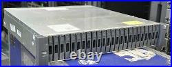NetApp DS2246 Storage Expansion Array 24 Bay 2.5 SAS 2x IOM6 2x PS 24x caddy