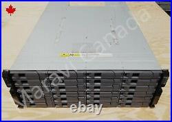 NetApp DS4246 Disk Array 24x SAS Trays 2x IOM6 storage array