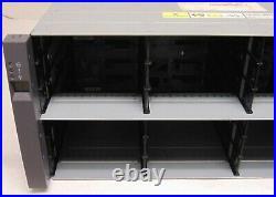 NetApp DS4246 Hard Drive Disk Array 2x IOM6 3.5 Expansion Storage Bay Shelf SAS