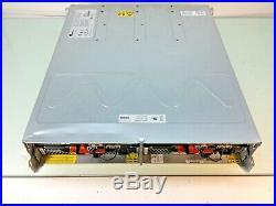 NetApp E-X5682A-QS-R6 12-Bay LFF Storage Array with 12x 3TB SAS, 2x 910406-02 Cont