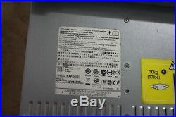 NetApp FAS2020 12-Bay SAN Storage Disk Array NAF-0602 With x12 500GB HD Drives