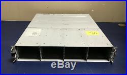 NetApp FAS2220 12-Bay SAN Storage Disk Array NAF-1201 2U with 2 PSUs 2 Controller