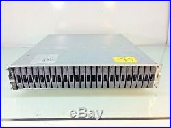 NetApp FAS2240-2 24-Bay Storage Array with 24x 600GB 10K SAS HDD & 2x Controller