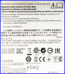 NetApp FAS3220 Storage Array Controller 1x111-01061+B7,1x111-00647+D1 GradeB