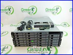 NetApp NAJ-0801 24-Bay 3.5 Storage Array with 2x 111-00128+A0 Module 0095673-10