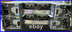 NetApp NAJ-0801 24-Bay 3.5 Storage Array with 2x Controller 4x PSU Barebones